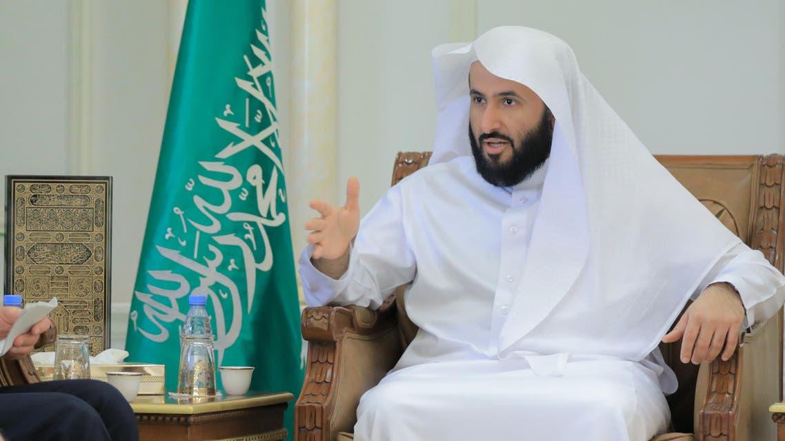 معالي وزير العدل الشيخ الدكتور وليد الصمعاني (1)