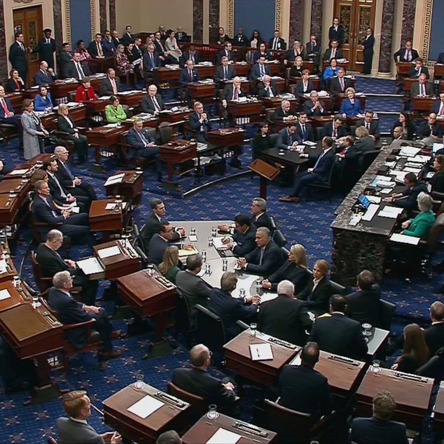 الجمهوريون بصدد تبديد آمال الديمقراطيين بمجلس الشيوخ