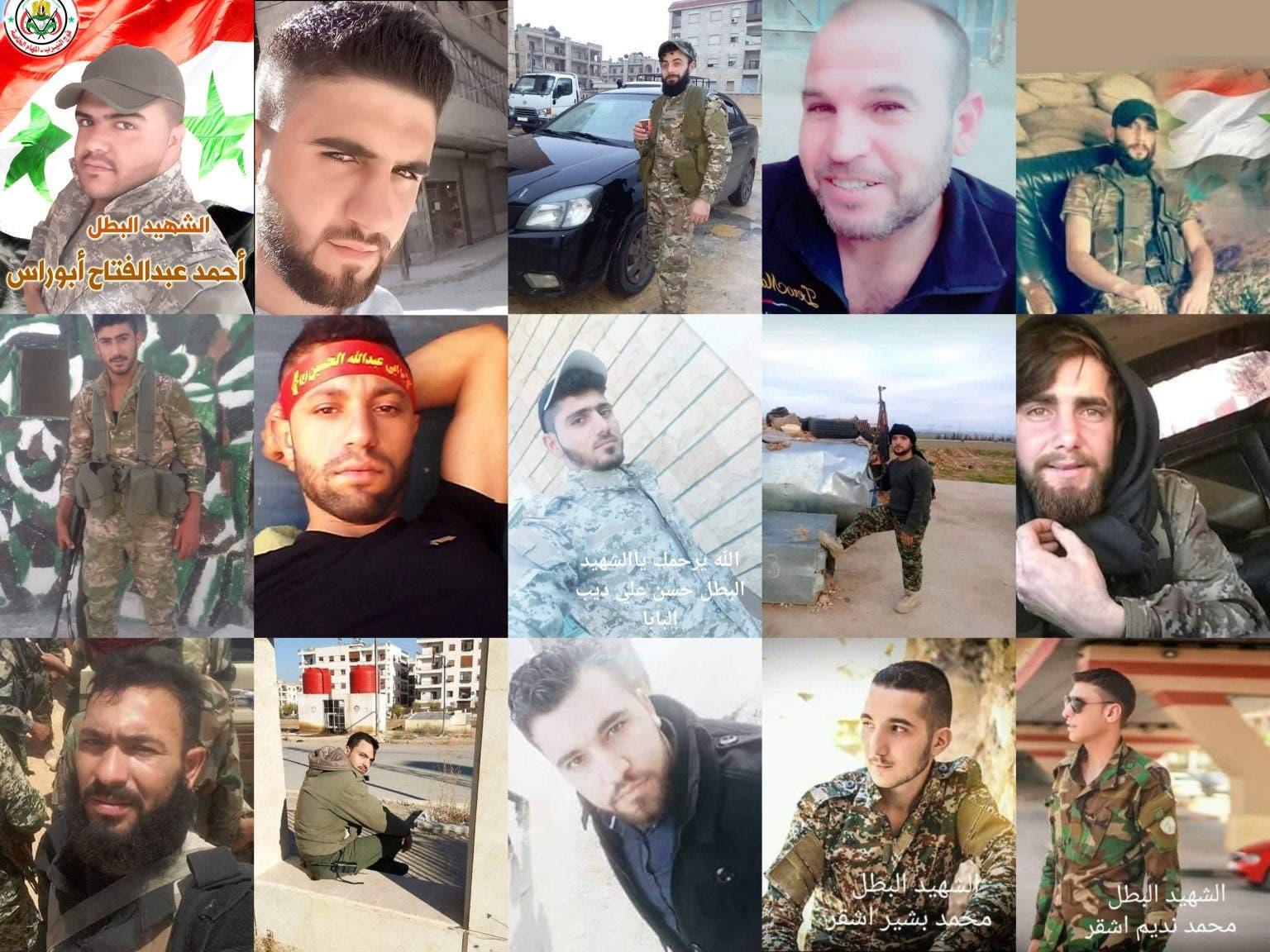 قتلى إيرانيون في سوريا