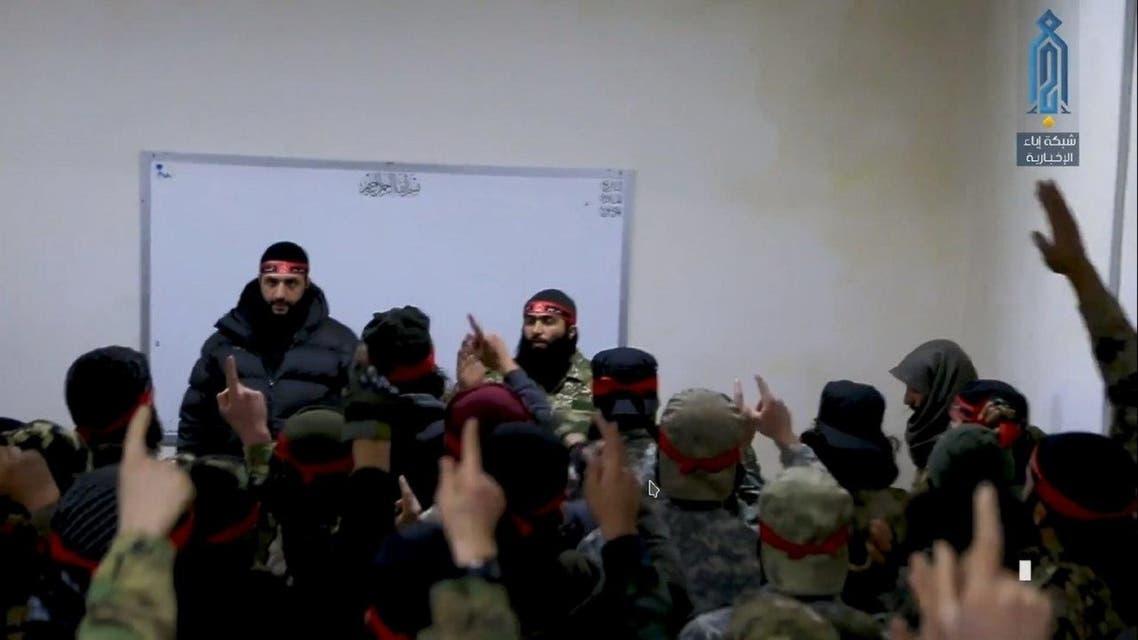 قائد هيئة تحرير الشام الجولاني