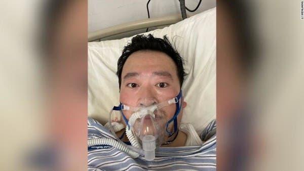 وفاة الطبيب الصيني الذي حذر من  كورونا وهددته الشرطة