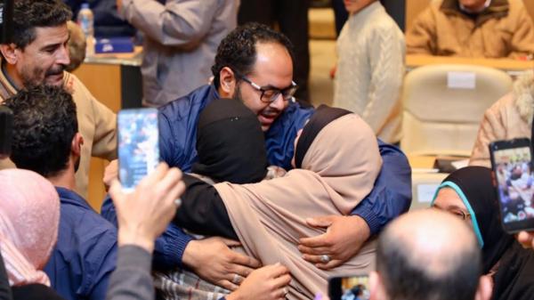 صيادون مصريون عائدون من اليمن يروون تفاصيل تحريرهم