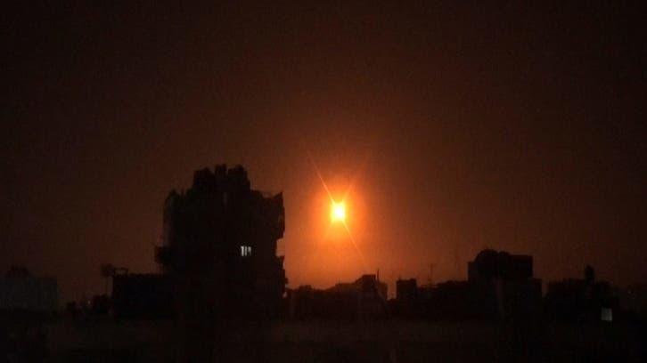 إسرائيل قصفت شاحنة أموال قادمة لحزب الله من إيران عبر سوريا