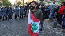 Viral video shows clashes between Lebanese protesters, lawmaker supporters
