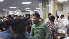 نجف میں سات ہلاکتیں، نامزد وزیراعظم علاوی کا مظاہرین کوتحفظ دینے کا مطالبہ
