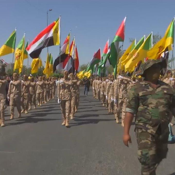 إيران تعيد ترتيب ميليشياتها في العراق وترسل مقاتلين إلى لبنان