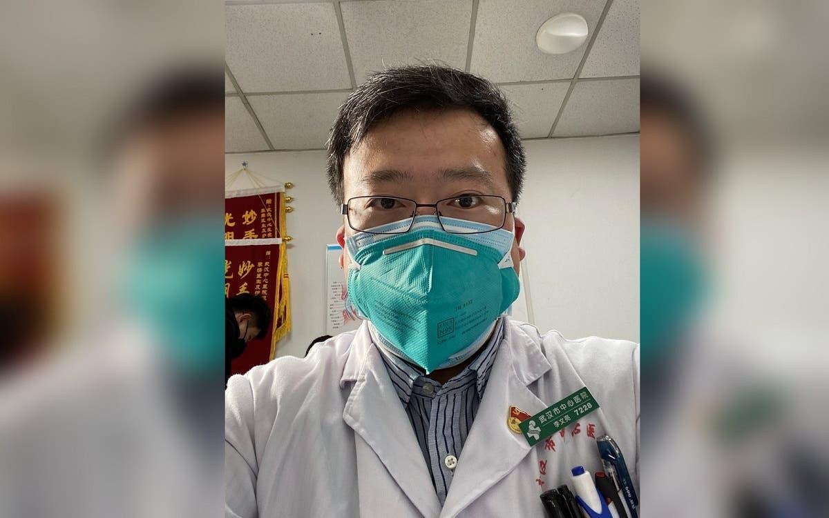 Dr. Li Wenliang via Weibo