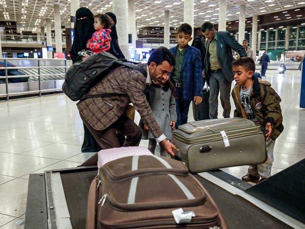 تعثر انطلاق طائرة أممية تقل مرضى من صنعاء