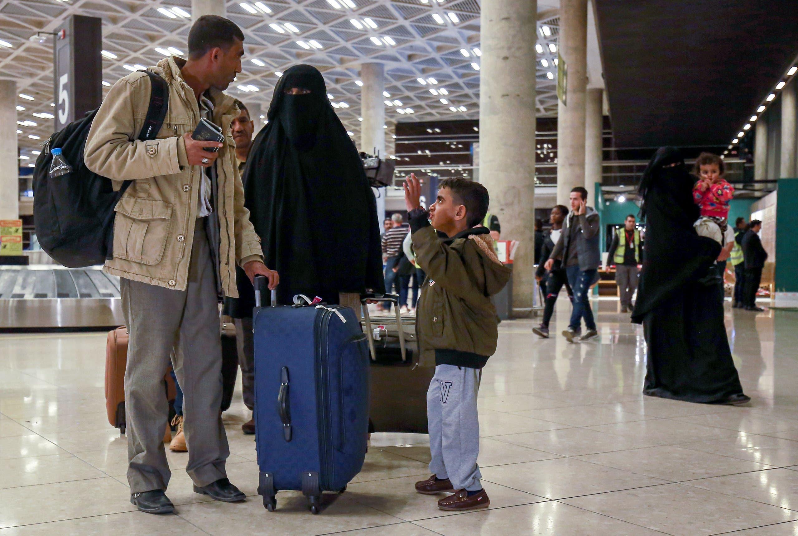 من مطار صنعاء (أرشيفية- فرانس برس)