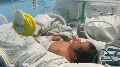 بعد ولادتها بصحة جيدة.. هذه الرضيعة أصغر مصابة بكورونا
