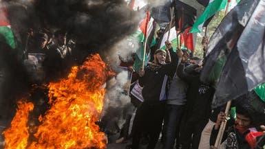 عريقات رداً على كوشنر: خطة السلام المسؤولة عن العنف