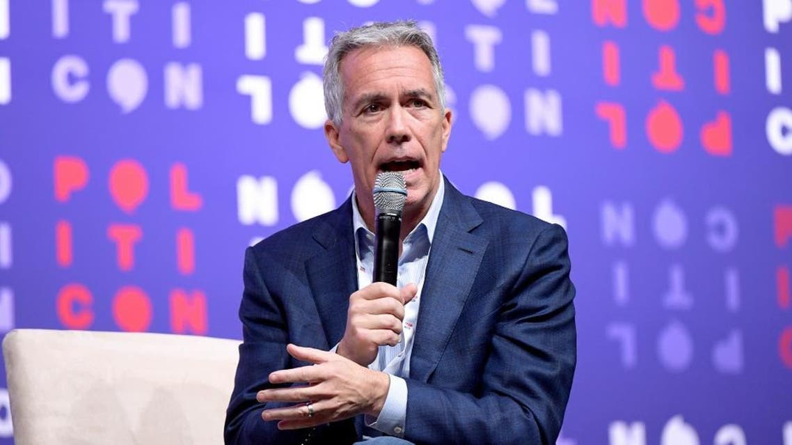 Joe Walsh, a conservative former US congressman-turned-radio show host. (File photo: AFP)
