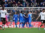 خيتافي يقلص الفارق مع برشلونة ويهزم فالنسيا بثلاثية نظيفة