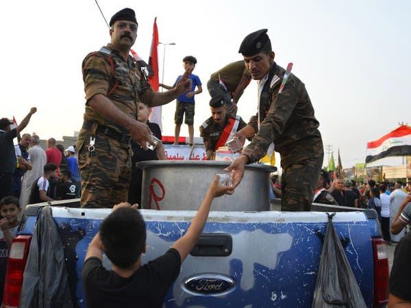 متظاهرو بغداد يناشدون الأمم المتحدة.. واشتباك في بابل