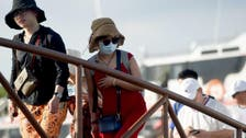 Stranded Chinese tourists stay on Bali as few flew back to China's Wuhan