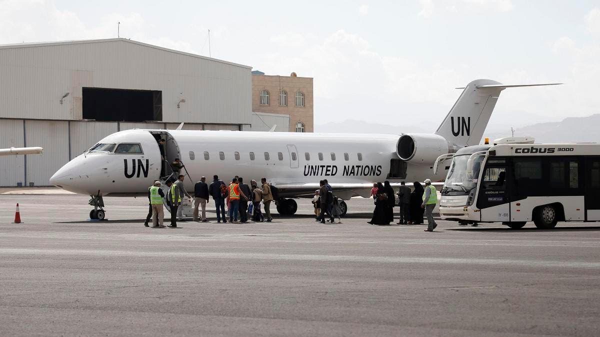 Yemen's Iran-backed Houthis to suspend UN, humanitarian flights to Sanaa thumbnail
