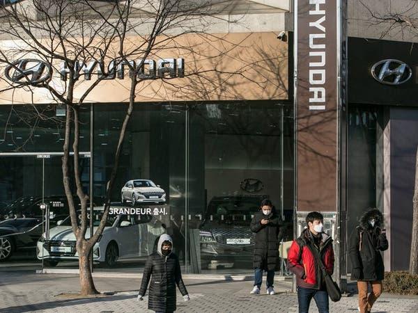 بسبب كورونا.. تراجع مبيعات هيونداي موتور 39% في مايو