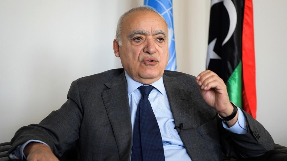 الممثل الخاص للمنظمة الدولية إلى ليبيا، غسان سلامة