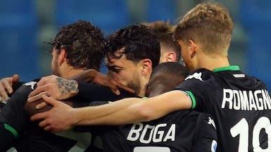 ساسولو يقلب النتيجة على سبال في الدوري الإيطالي