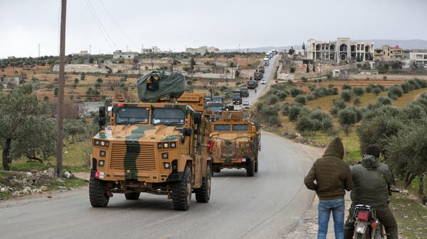 سوريا.. حشود عسكرية تركية غير مسبوقة في إدلب