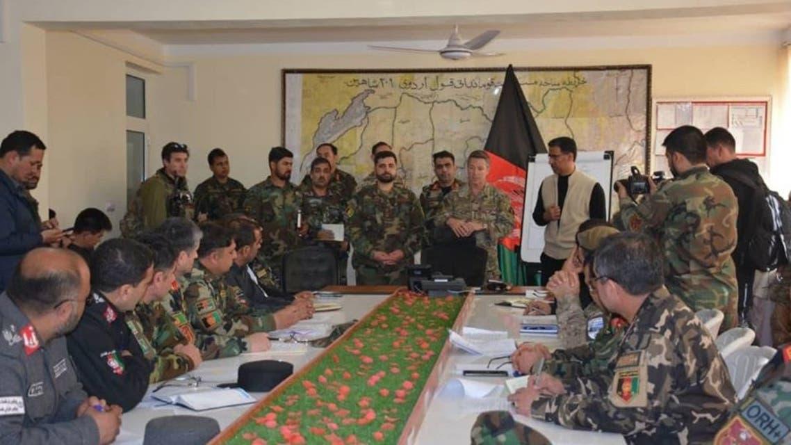فرمانده ناتو در افغانستان: سربازان افغان قابلیت بالای رزمی پیدا کردهاند