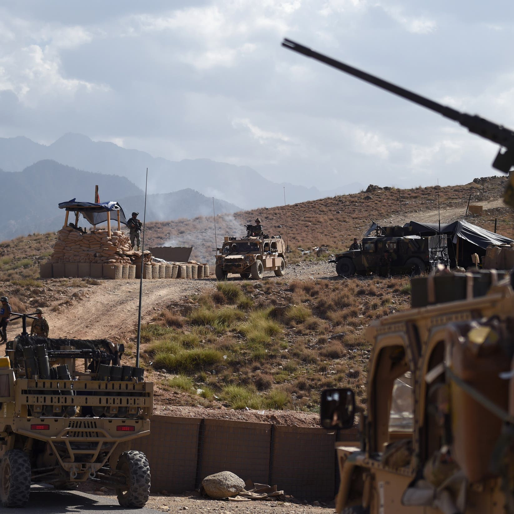 NATO official says withdrawal of forces from Afghanistan has begun