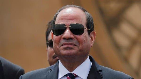 السيسي يحذر من إصابة الآلاف إذا لم يلزم المصريون منازلهم