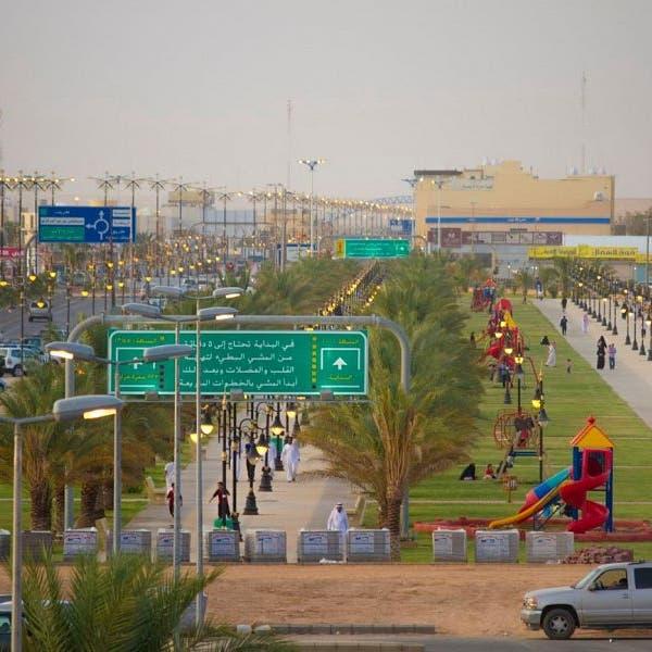 """""""البرد"""" يؤخر دوام مدارس وجامعات شمال السعودية"""