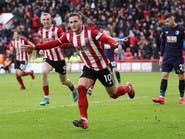 شيفيلد ينتزع المركز الخامس في الدوري الإنجليزي