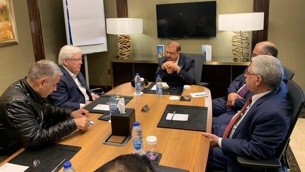 غريفثس: المجتمع الدولي يرفض الممارسات الحوثية