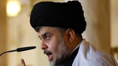 """تيار الصدر لعلاوي: سنسقط حكومتك بـ3 أيام لو """"وزّرت"""" الحشد"""