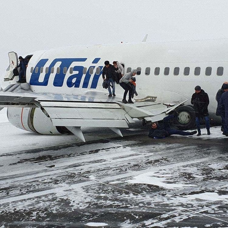 Image result for Boeing 737-524 with reg number VQ-BPS built in 1997. With UTair from May 2012