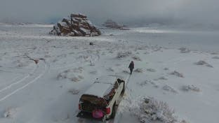 نشرة الرابعة | تبوك تترقب الثلوج بدرجات حرارة صفرية