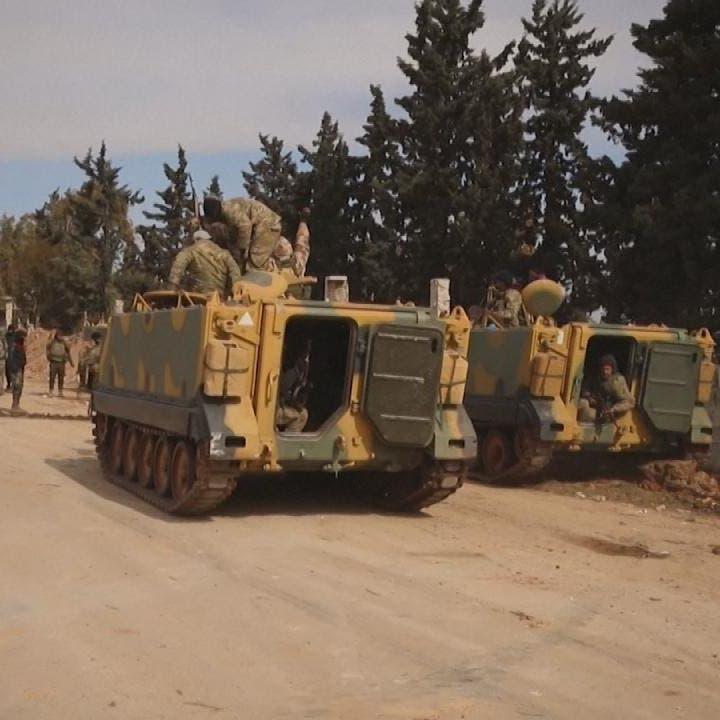تركيا ترفض الرواية الروسية لقتل 33 من جنودها في سوريا