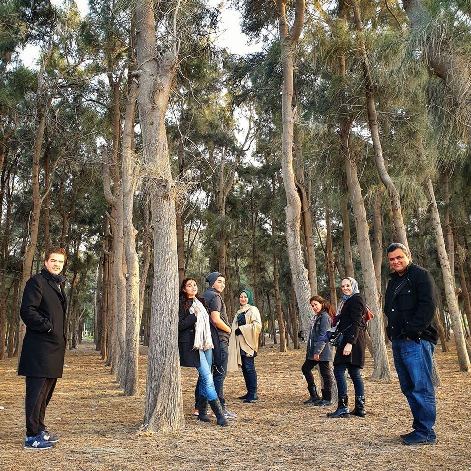 غابات المنتزه الاسكندرية