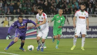 الرجاء يتأهل إلى نصف نهائي البطولة العربية