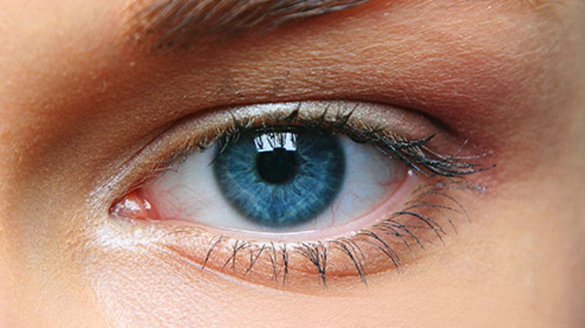 العين الزرقاء