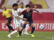 أهلي جدة يهدر فوزاً ثميناً أمام الوحدة الإماراتي