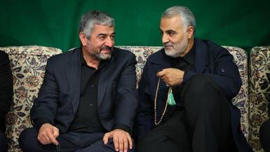 قائد الحرس السابق: سليماني شارك بقمع احتجاجات إيران