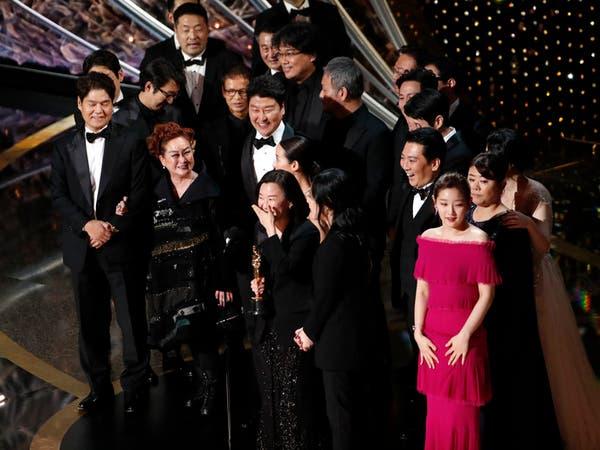 فيلم كوري جنوبي يصنع التاريخ ويحصد جوائز الأوسكار