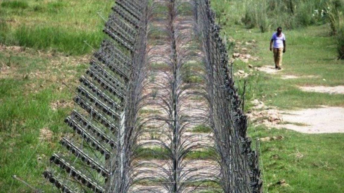 الحدود بين الهند وباكستان