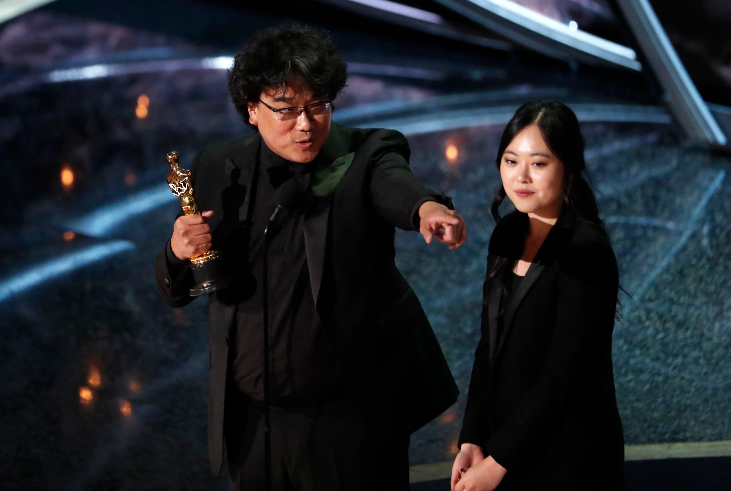 مخرج فيلم بارازايت - بونغ جون هوو