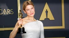 Renée Zellwegger wins Oscar award for best actress