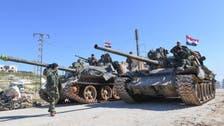 """بشار کی فوج """"حلب - دمشق"""" بین الاقوامی موٹر وے پر کنٹرول حاصل کرنے کے قریب"""