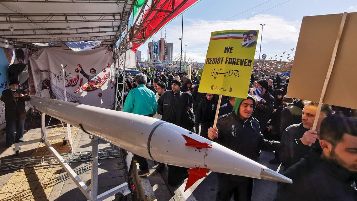 Iran anniversary 41st missile crowds Feb 11 2020.jpg (AFP)