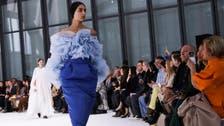 New York's Fashion Week: Color reigns at Carolina Herrera show