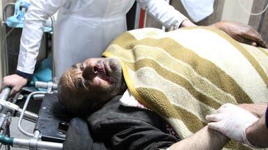 13 قتيلاً بقصف النظام على إدلب نصفهم أطفال