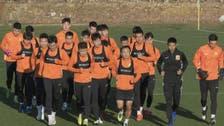 فريق ووهان الصيني يثير الرعب في إسبانيا