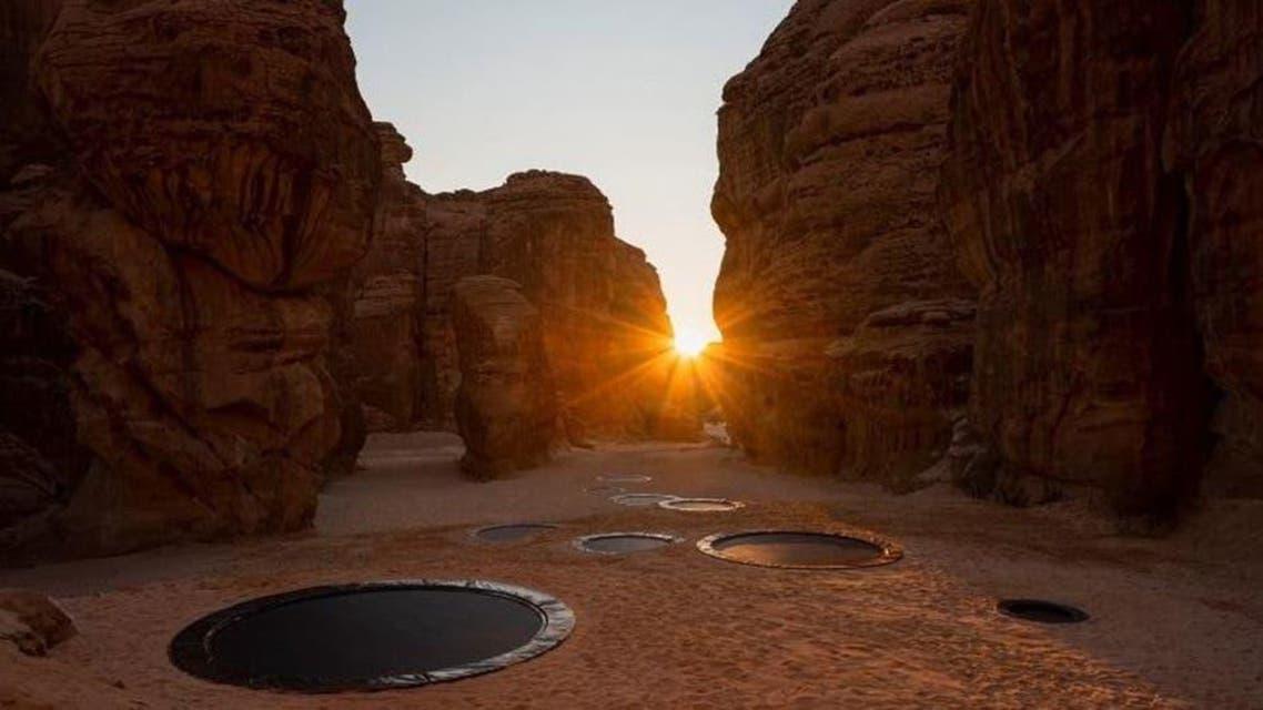 KSA: Desert becoms a Oasis