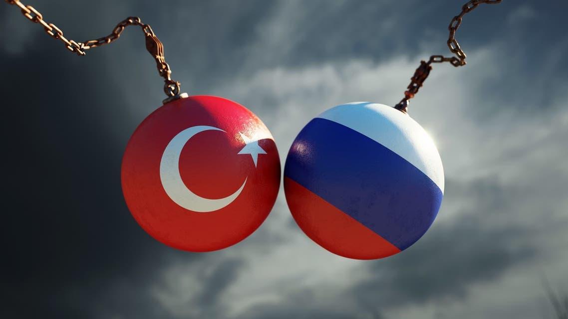 flag flags Russia Russian Turkey Turkish